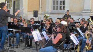 En concert au château Colbert - Ouest France du 19/06/2017