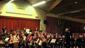 L'orchestre d'harmonie a revisité West side StoryOuest France du 24/12/2014