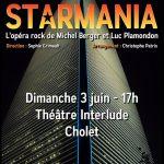 Starmania : spectacle inédit par l'orchestre d'harmonie de Maulévrier