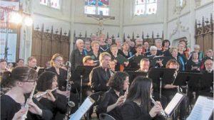 Musiciens et choristes s'accordent sur la même cléOuest-France du 25/04/2018
